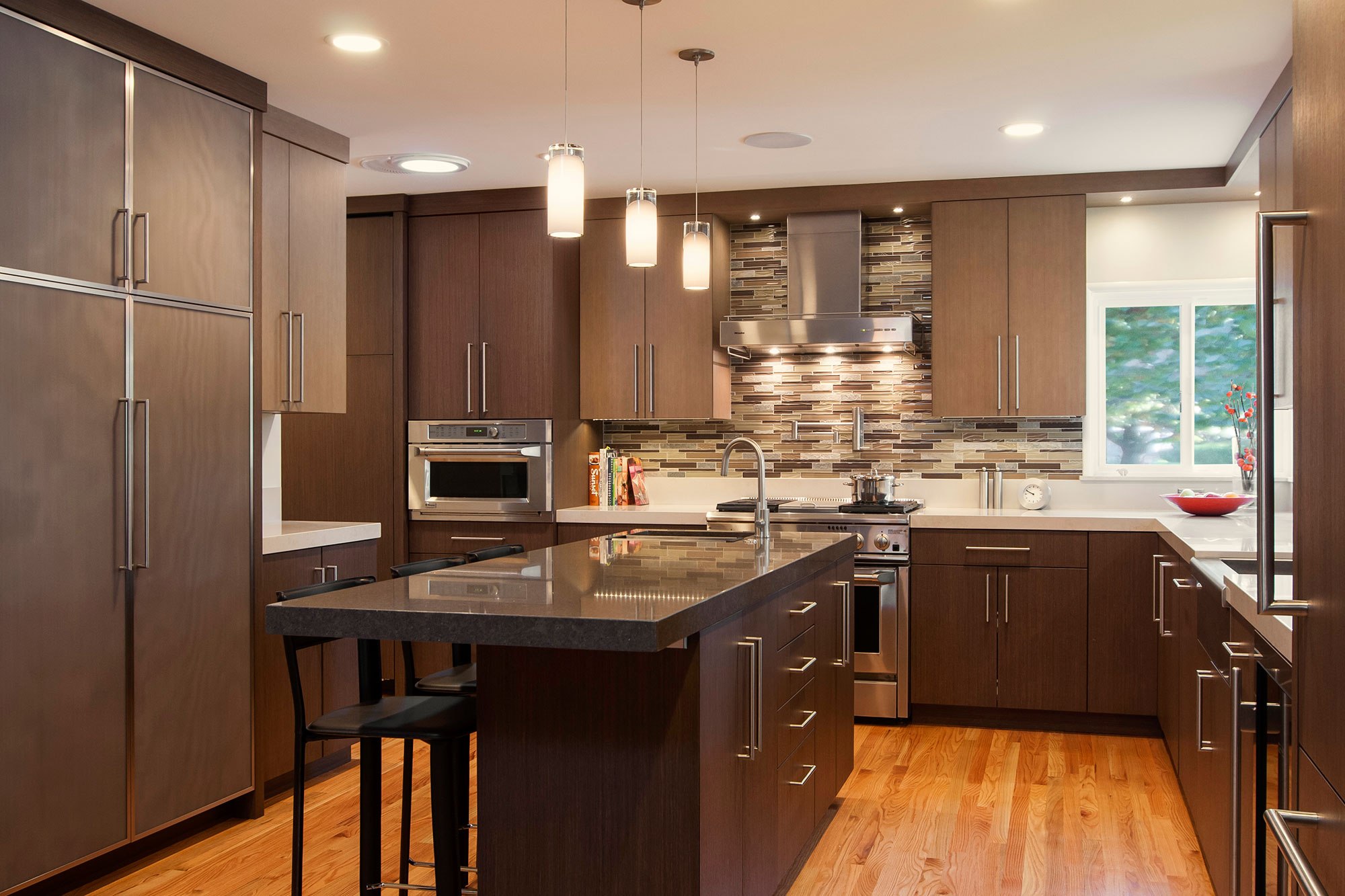 RemodelWest Cozy Modern Kitchen Remodel Willow Glen