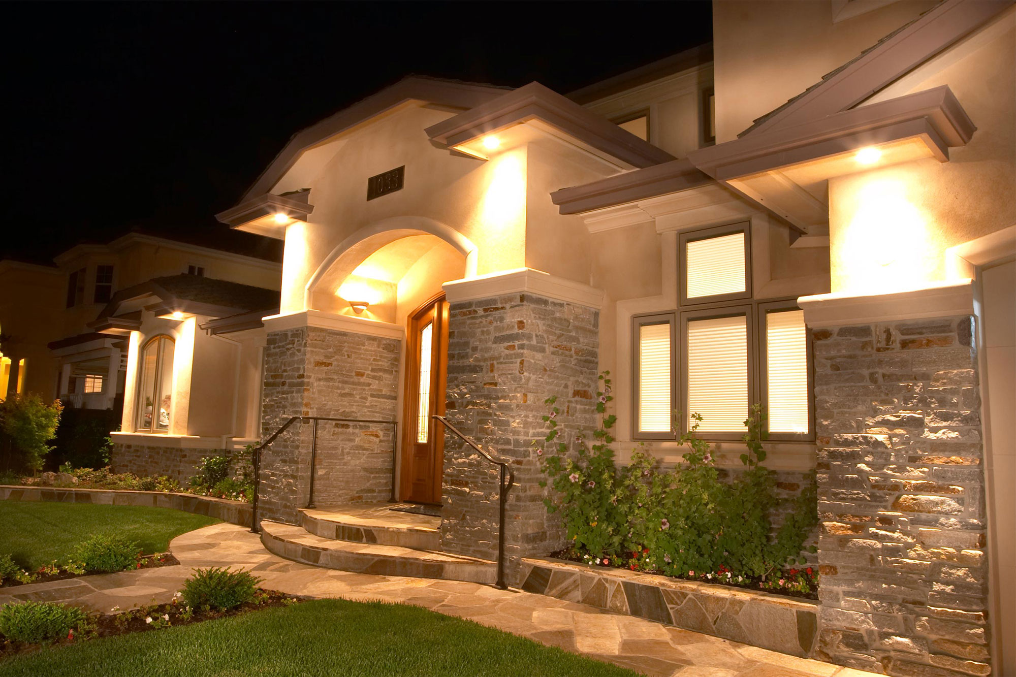 Traditional Custom Home Silicon Valley