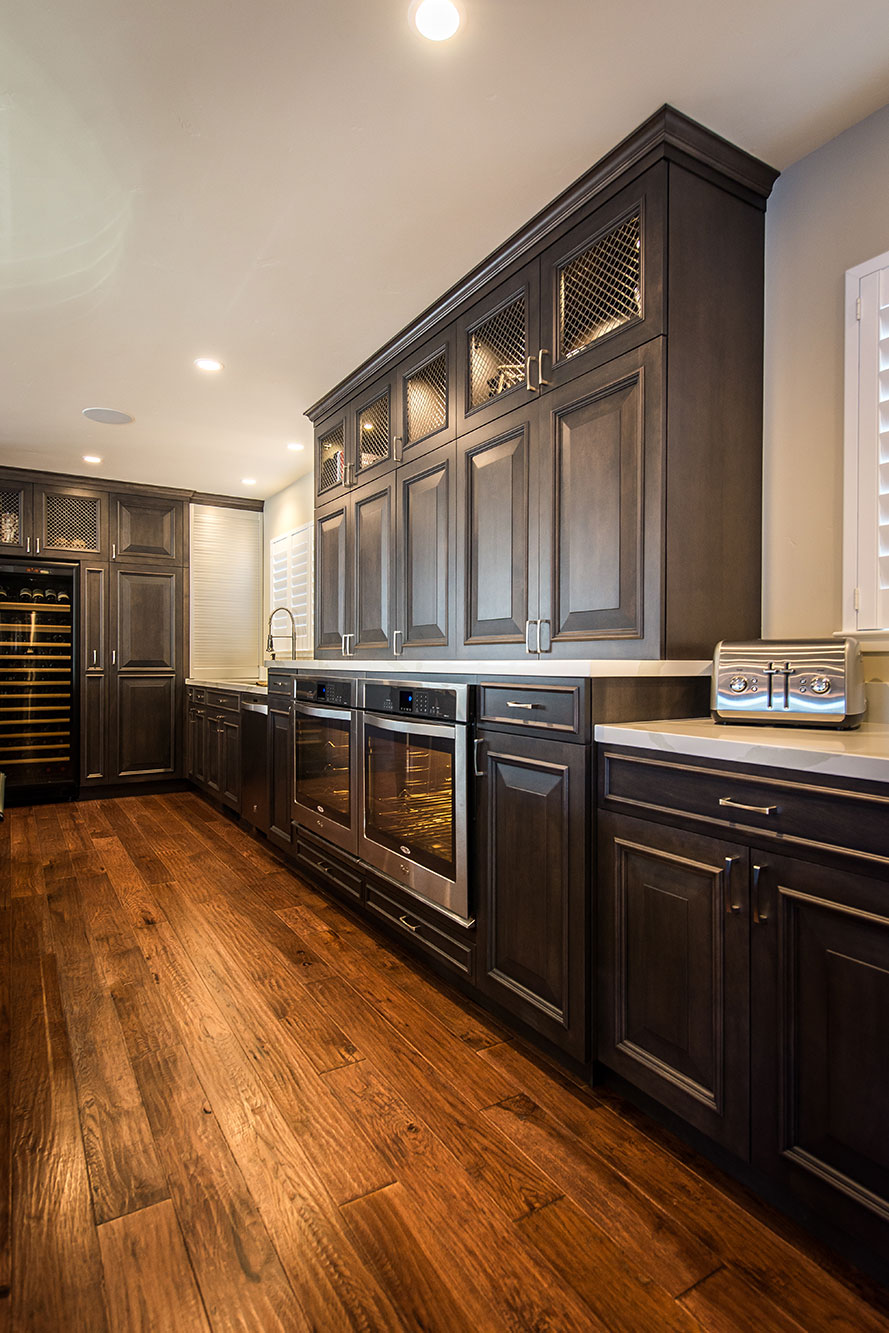 Ranch Kitchen Remodel Remodelwest Custom Kitchen Remodel Saratoga General Contractor
