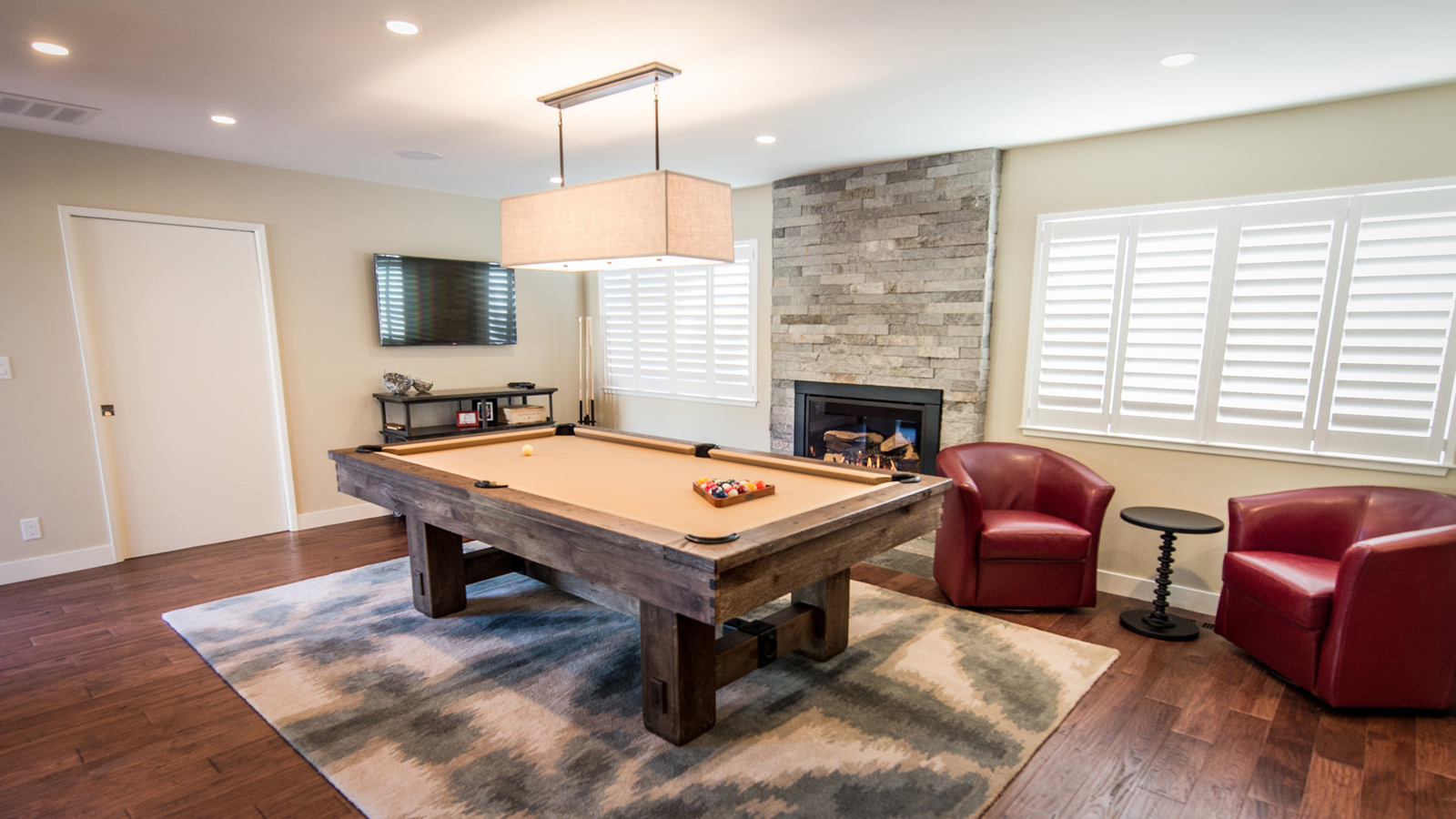 Saratoga Custom Home Remodel