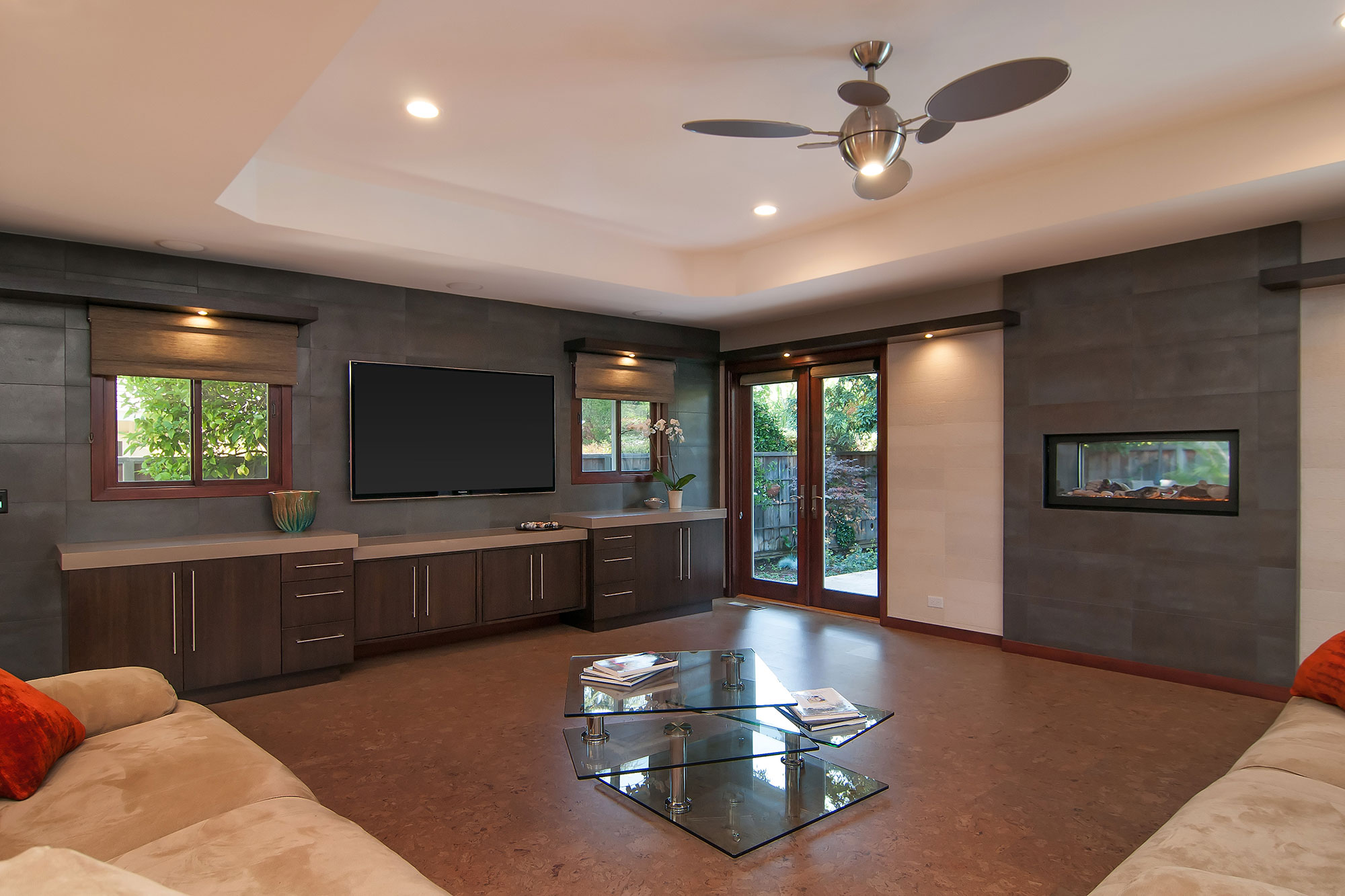 Modern Custom Home Remodel Los Altos