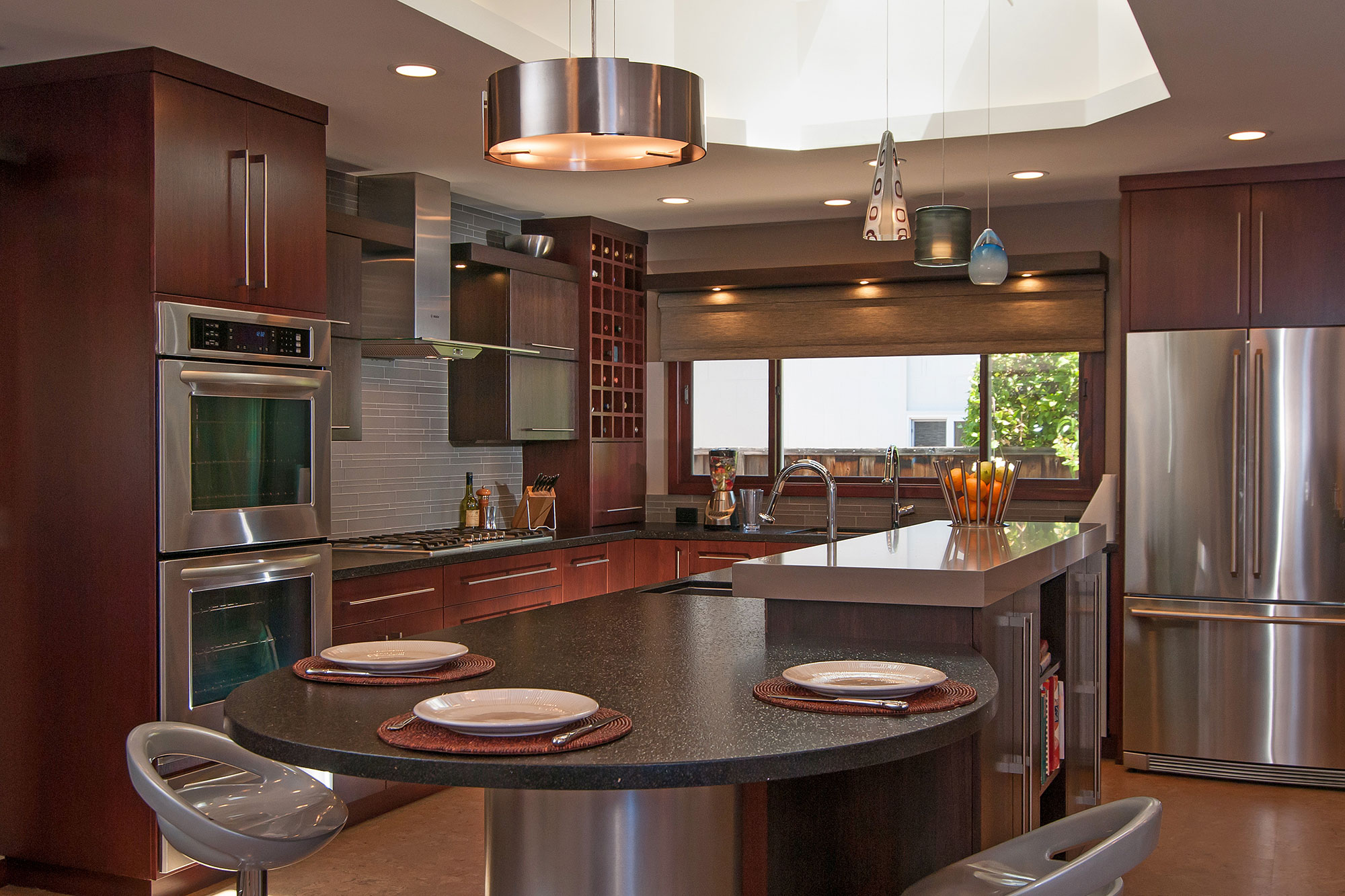 Modern Custom Home Remodel Los Gatos