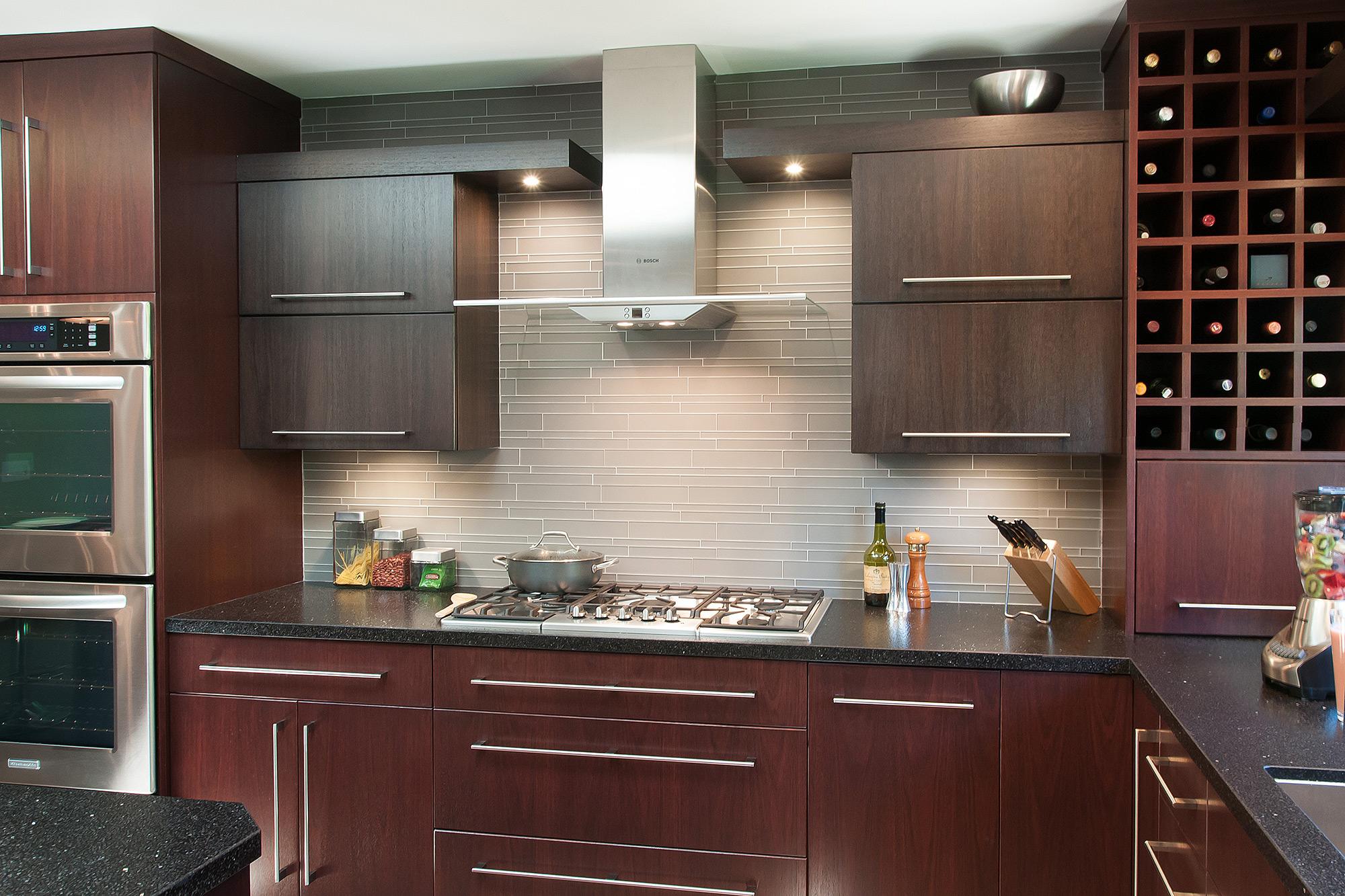 RemodelWest Los Altos Modern Custom Home Remodel Los GatosShih Kitchen Remodel