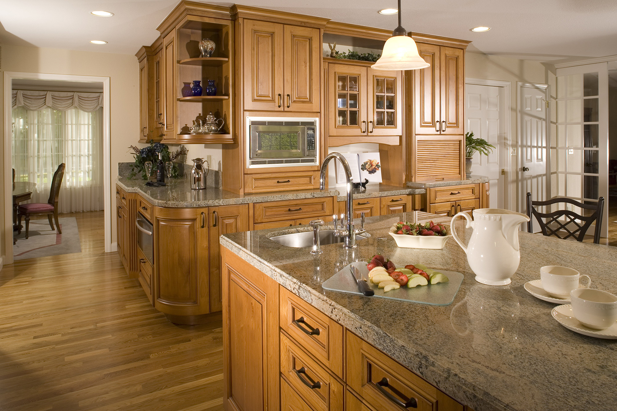 Kitchen Remodeling and Home Addition Saratoga
