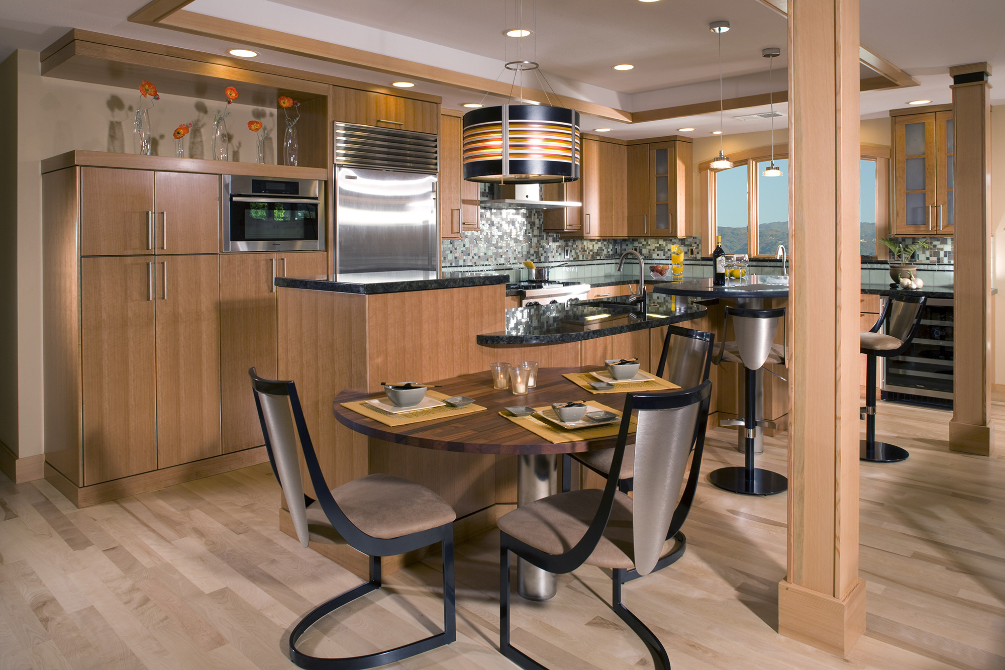 Award Winning First Place Open Floor Plan Kitchen