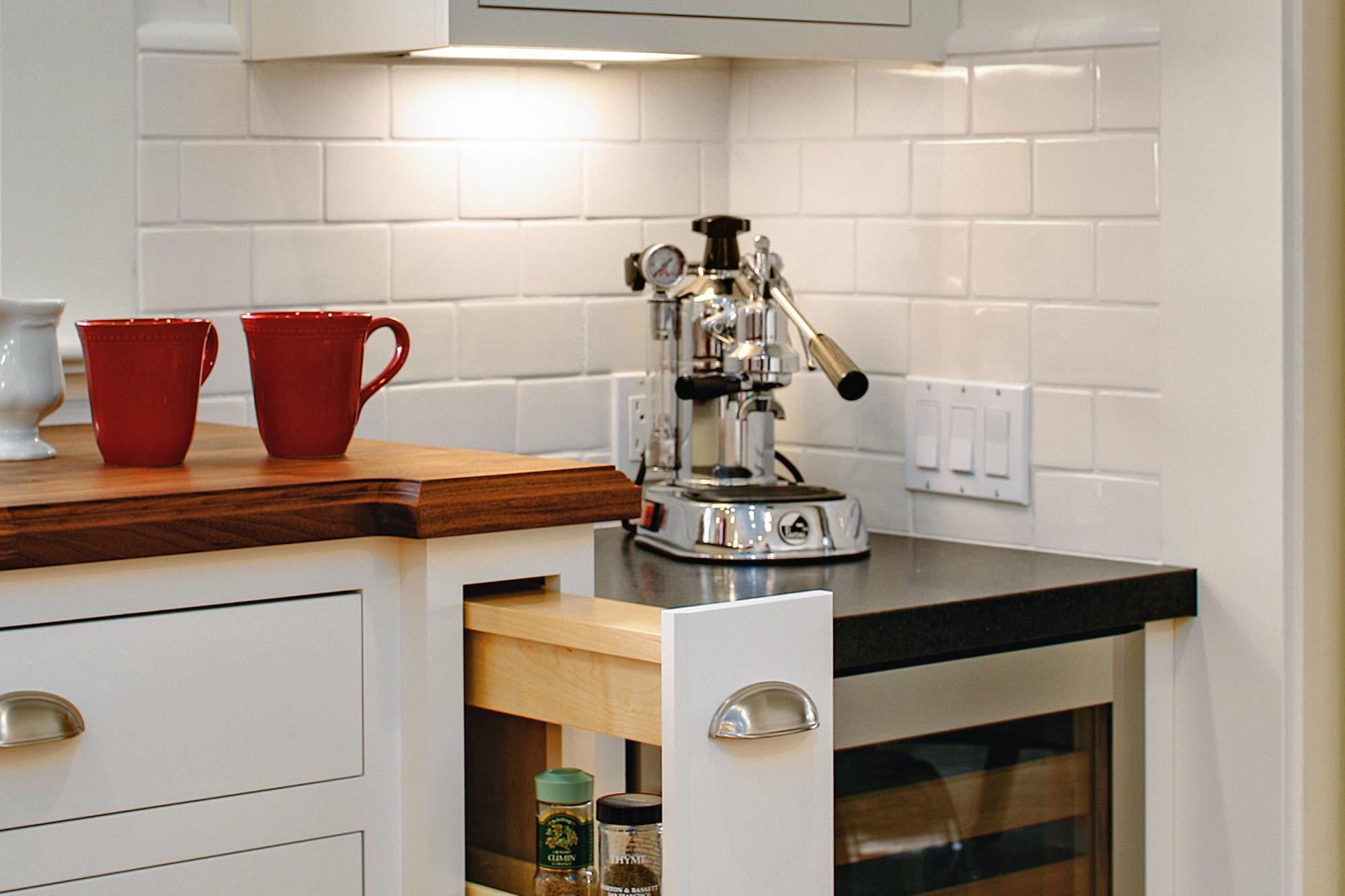 Craftsman Style Kitchen Remodel Los Gatos