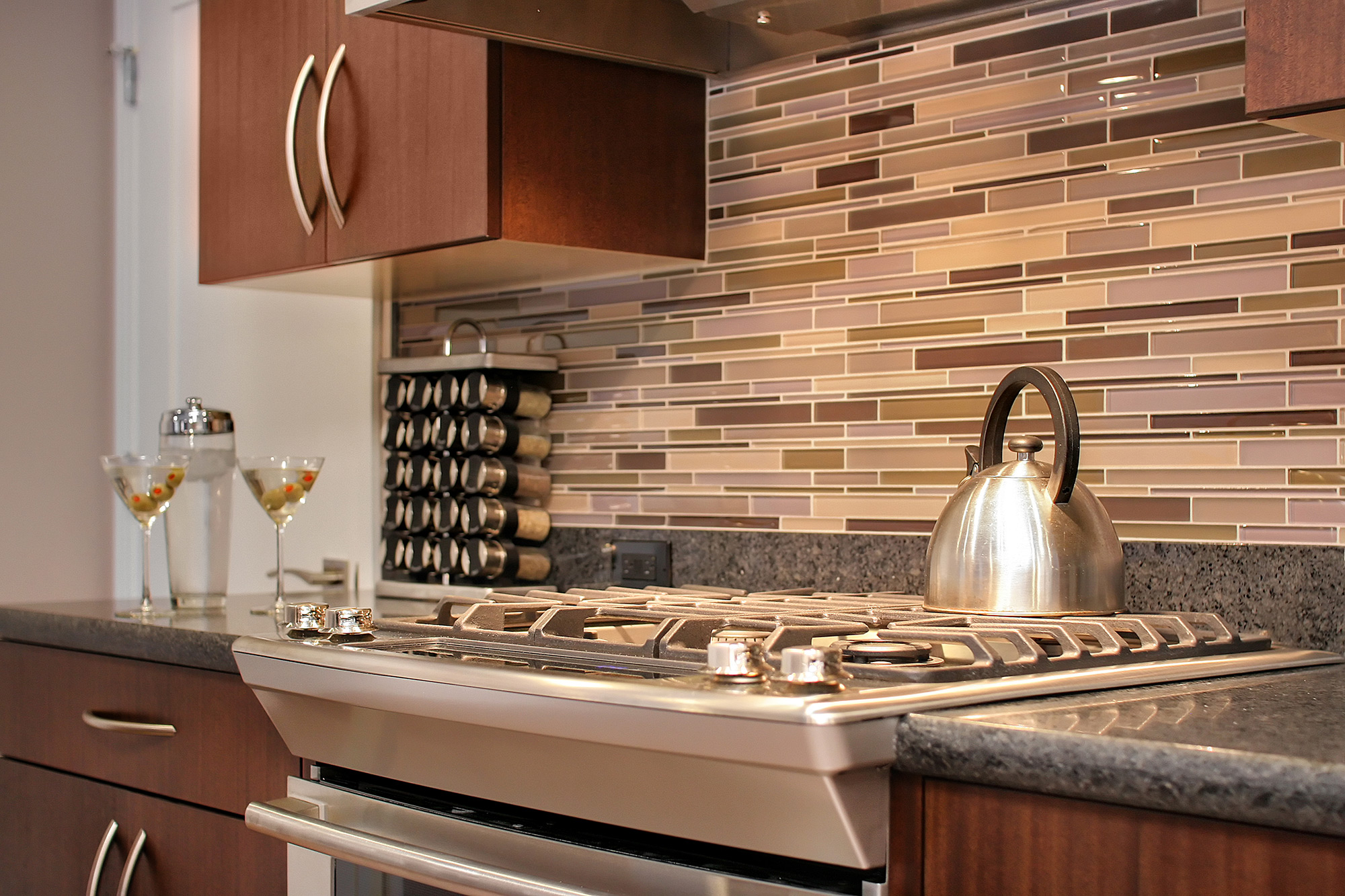 Rustic Modern Kitchen Remodel Cupertino