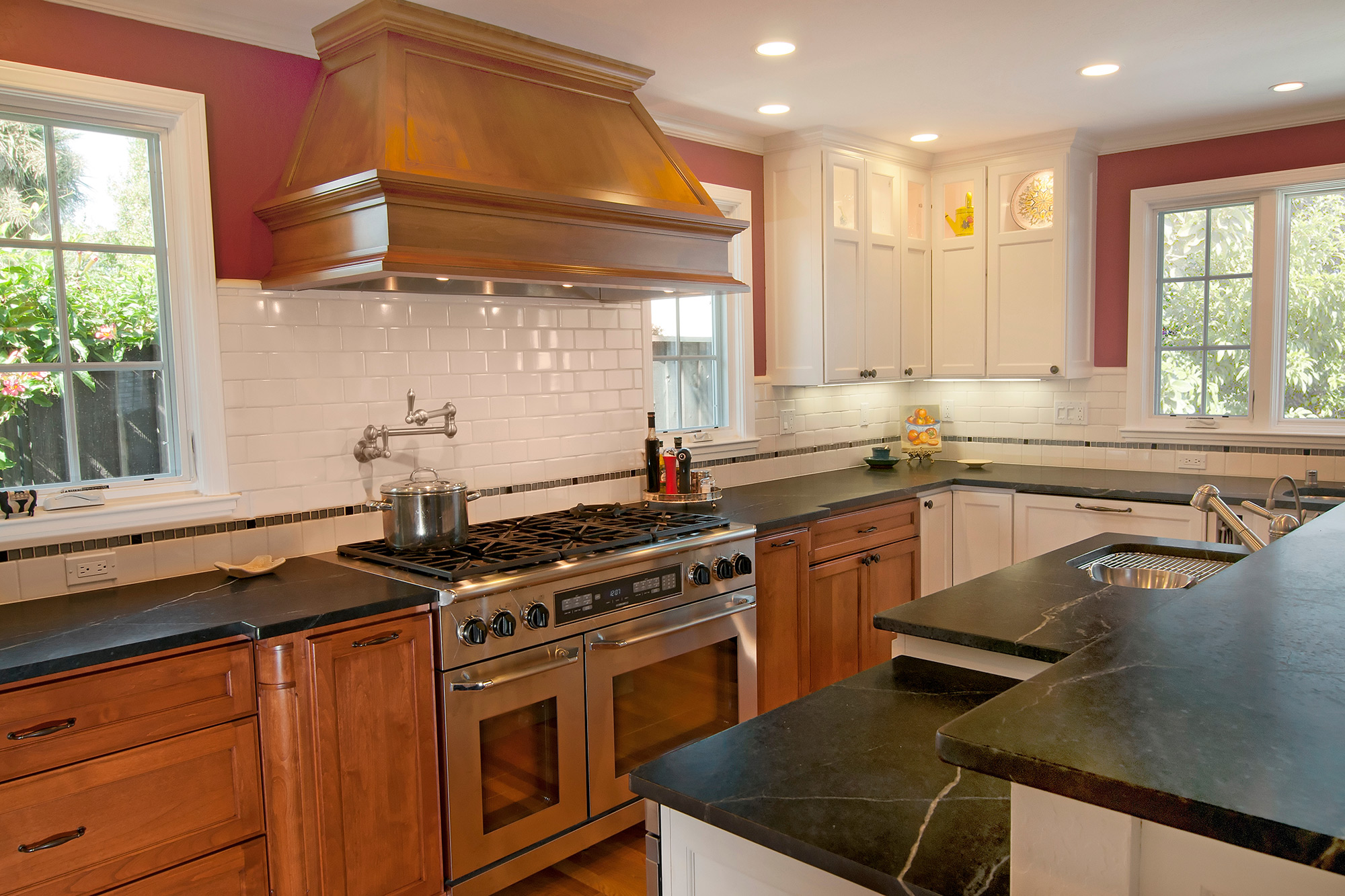 Traditional Kitchen Addition Sunnyvale