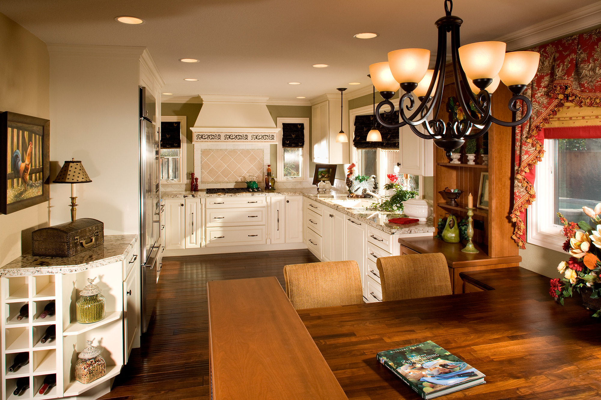 Traditional Whole House Remodel Campbell