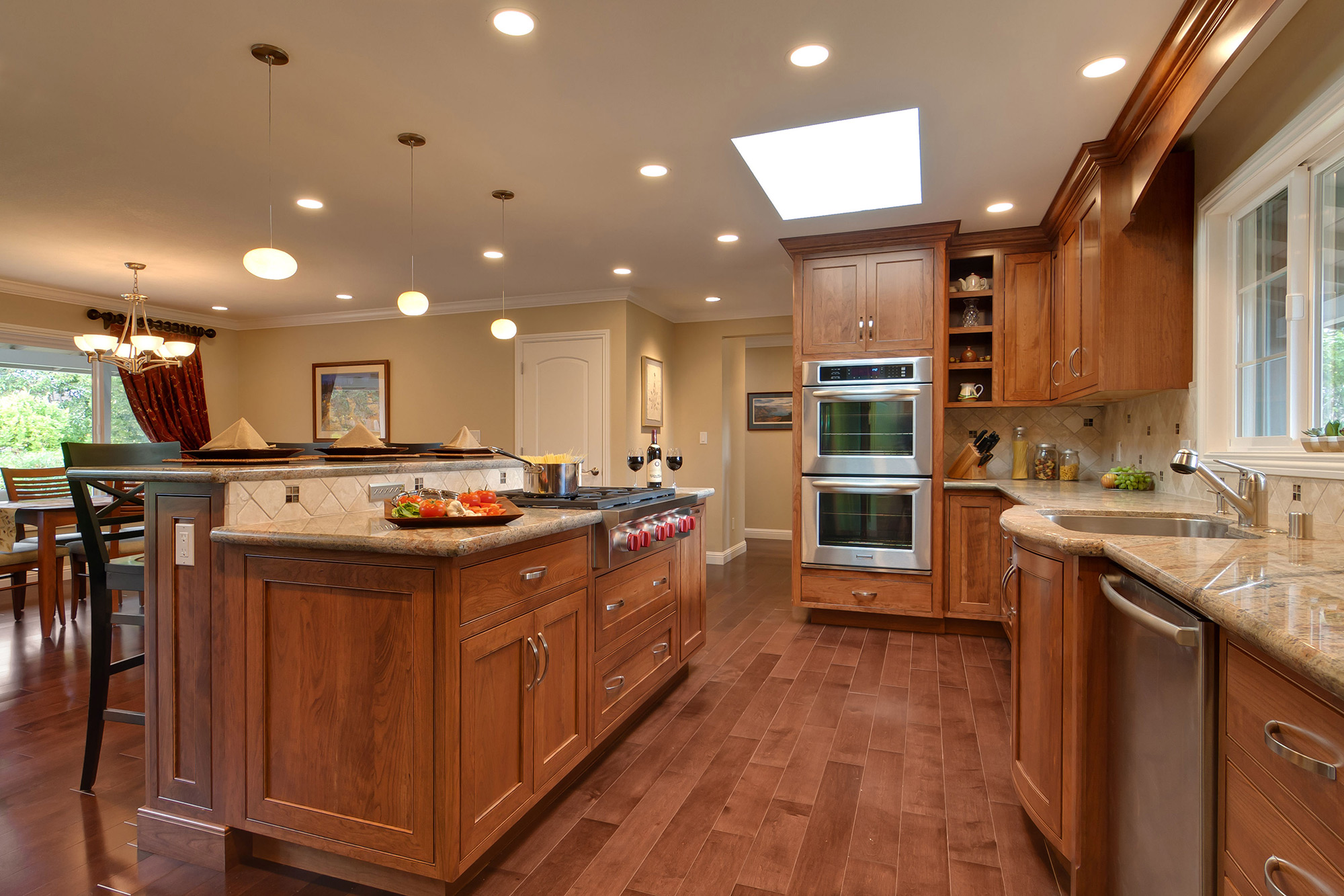 Traditional Whole House Remodel Cupertino