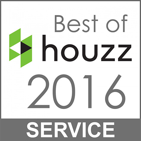 Houzz Best of 2016 Award Service