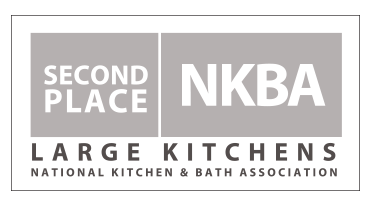 NKBA - Second Place Large Kitchen