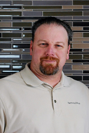 RemodelWest Project Manager Jim Welch