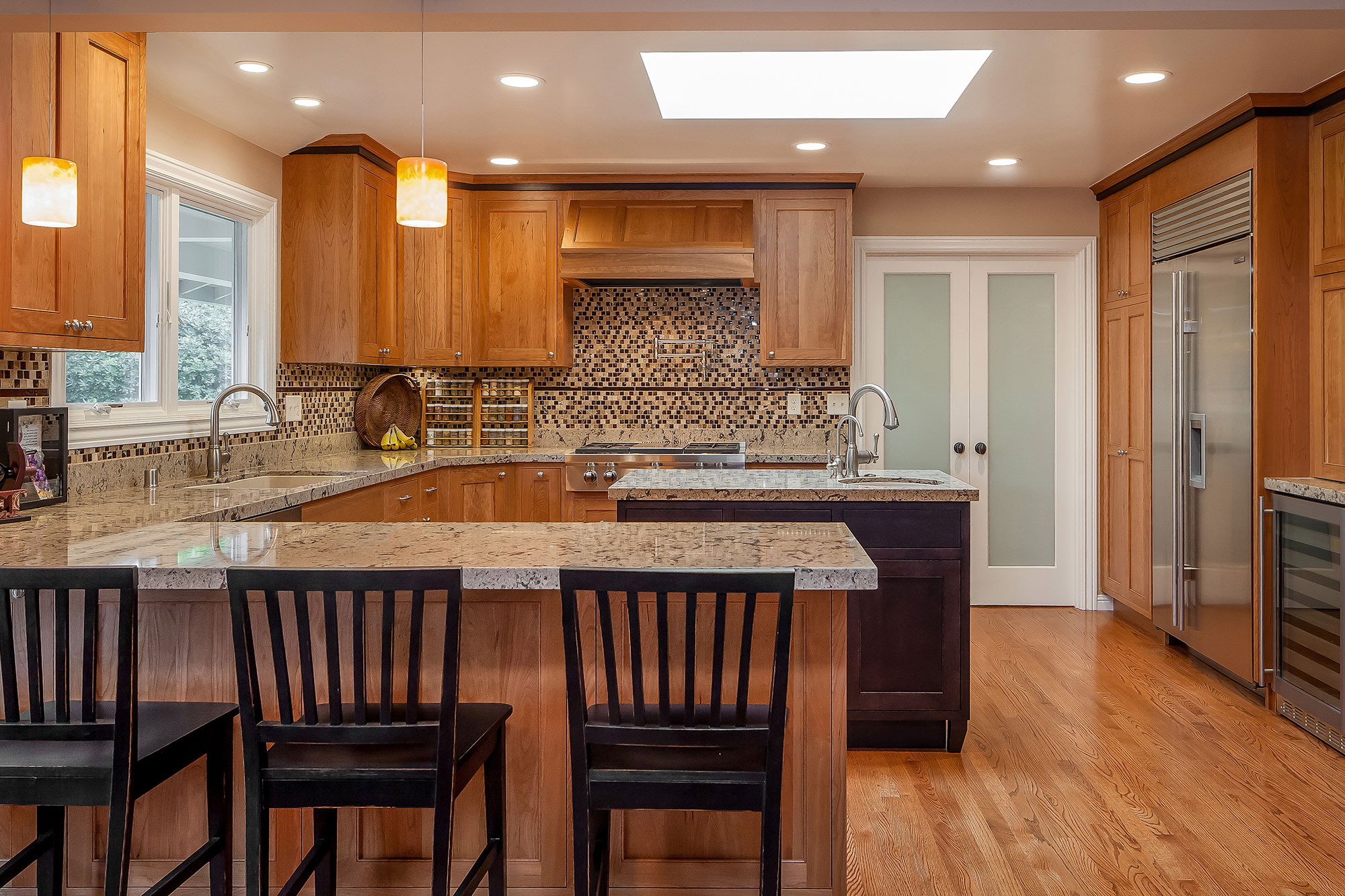 Craftsman Style Addition Remodel Los Altos