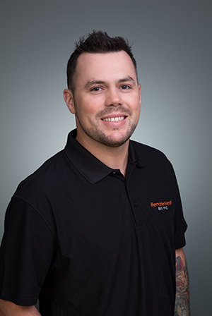 RemodelWest Lead Carpenter Zach Molina